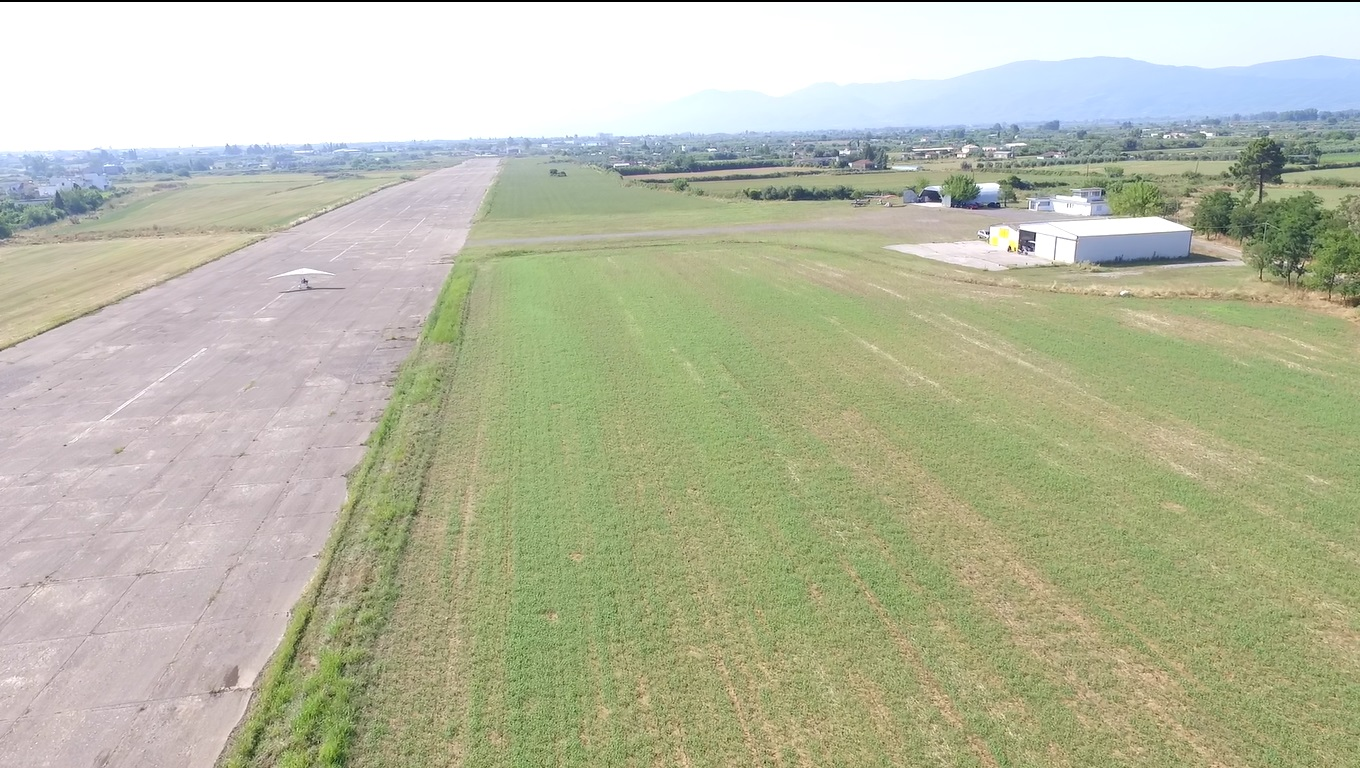 07 agrinio airport panoramic view
