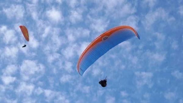 """""""Sky Riders"""" στον ουρανό του Αγρινίου (φώτο - βίντεο)"""