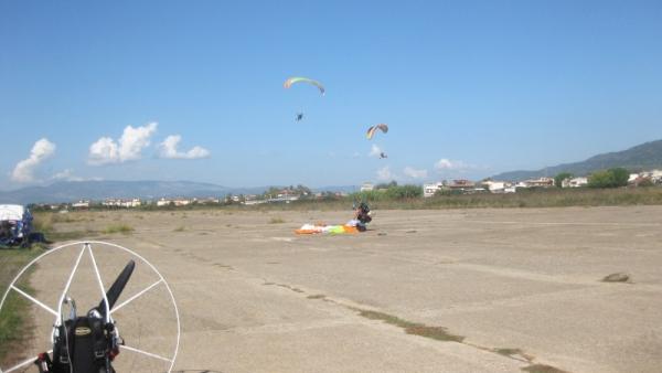 Ενα ακόμη Σ/Κ έντονης Πτητικής Δραστηριότητας στην Αερολέσχη Αγρινίου (φωτο)